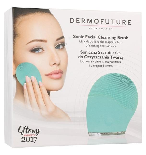 szczoteczka do twarzy Dermofuture